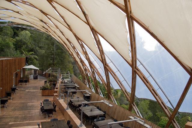 Waitomo Visitor Centre cafe