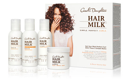 Beauty Review: Carol's Daughter Hair Milk for perfect curls