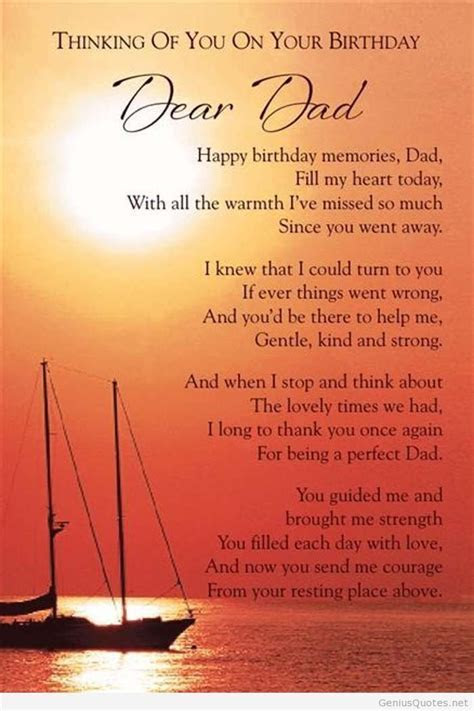 HAPPY BIRTHDAY DAD IN HEAVEN QUOTES FROM DAUGHTER image