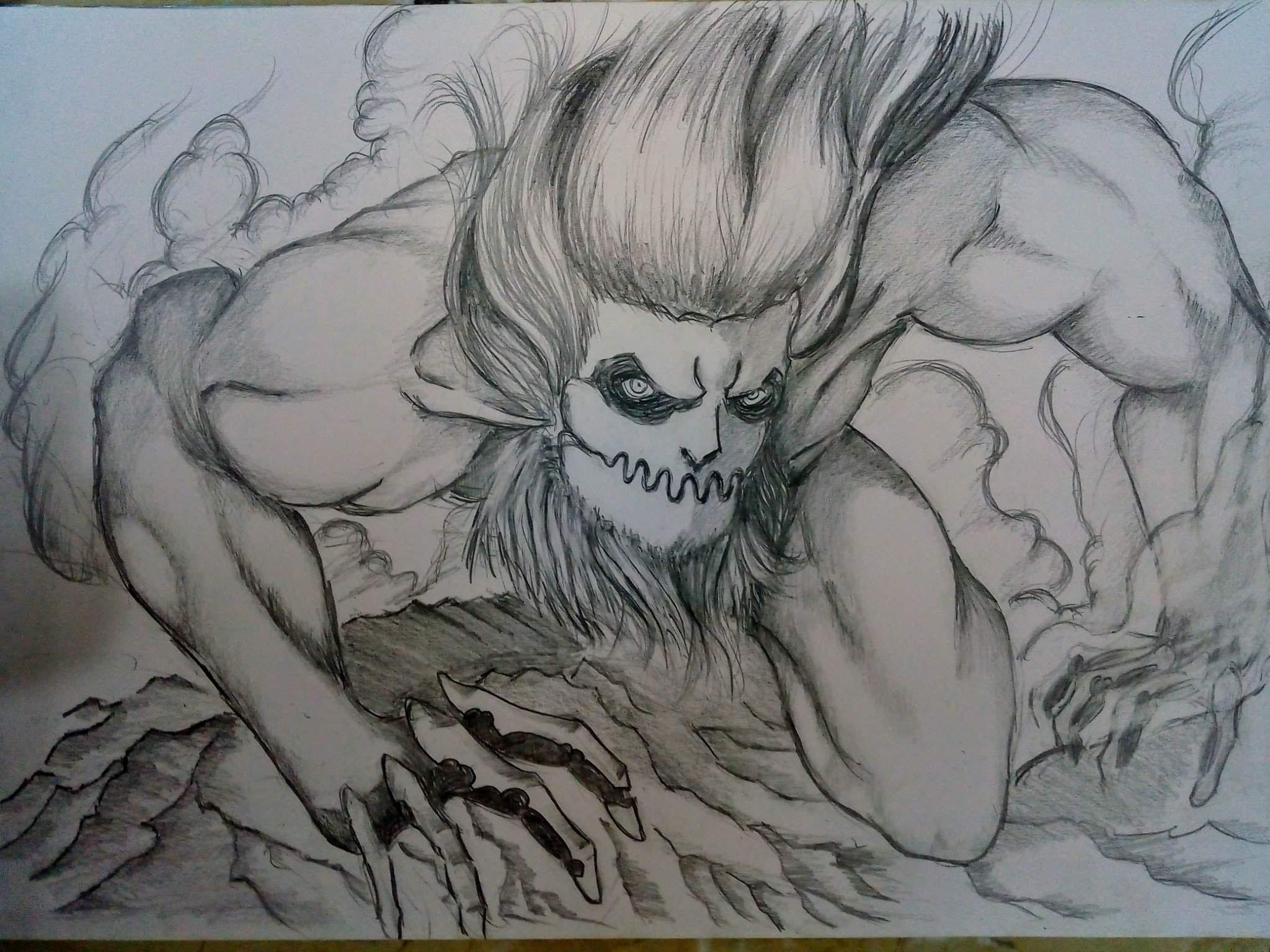 The Jaw Attack On Titan Amino