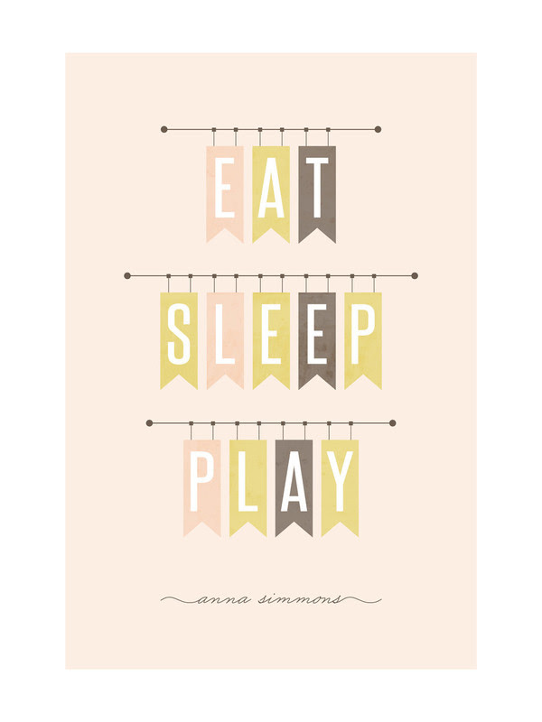 Eat Sleep Play | Stacey Meacham
