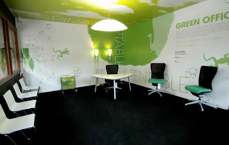 Casa FOA 2009: Espacio N°2, Sala de prensa: Green Office, Arquitectura, Diseño, Muebles, sustentabilidad
