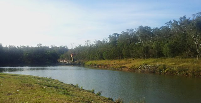 Pump House - North Pine River