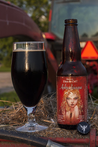 Review: Dieu du Ciel Aphrodisiaque Stout by Cody La Bière