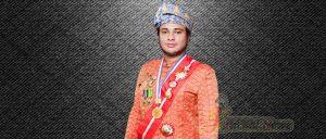 Pangeran Raja Patani Mempawah, Tengku Pangeran Abdullah Ali Chandrarupa Wibowo.