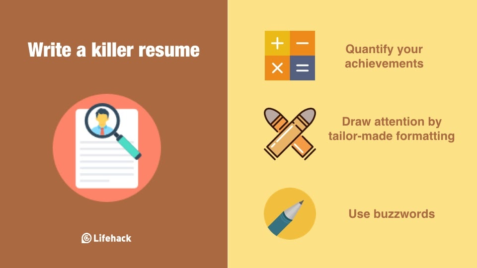 A Dull Resume Can Kill Your Job Chances Here S How You