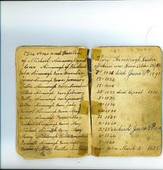 Michael Ainscough b.May 8th 1801
