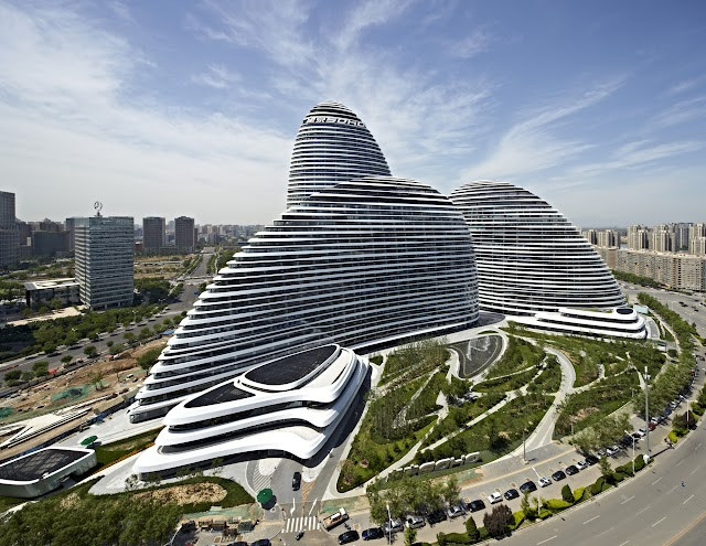 China top architectures