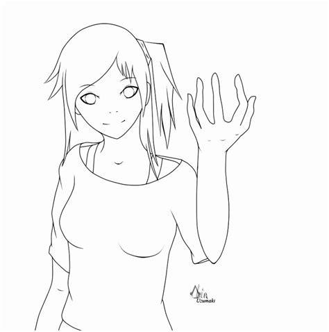 anime drawing templates radpi templatesz