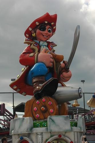 Gay Pirate, Coney Island
