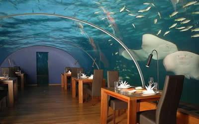 Restaurant bawah laut