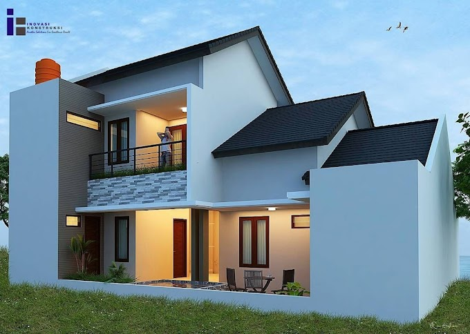 Rumah Minimalis Surabaya Modern   Ide Rumah Minimalis