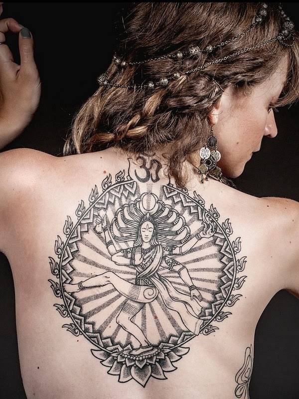 55 Incredible Indian Tattoo Designs Meanings Iconic Ideas 2019