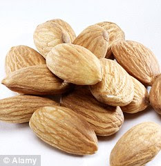 Preventing diabetes: Study showed an almond-rich diet could prevent the disease from developing