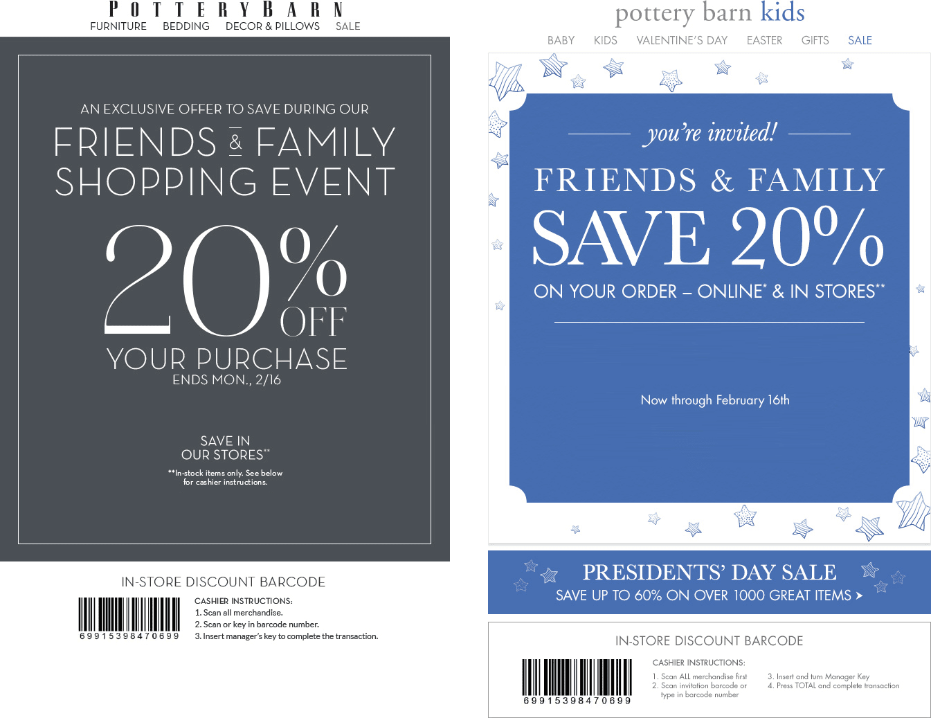 Williams And Sonoma Promo Code 2015