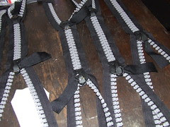spliced zips