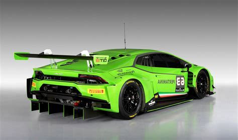 2015 Lamborghini Huracan GT3 Concept Sport Car Design
