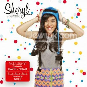 lirik Sheryl Sheinafia Kita Berdua