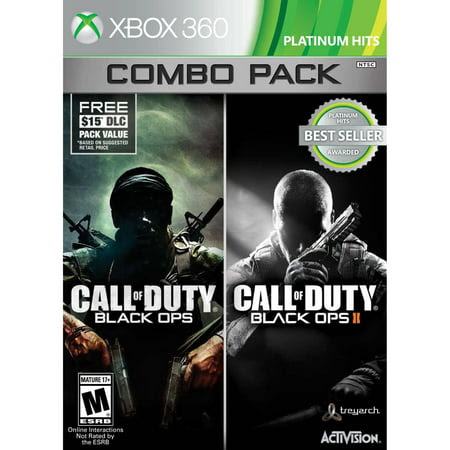 Call Of Duty Black Ops 1  Combo With First