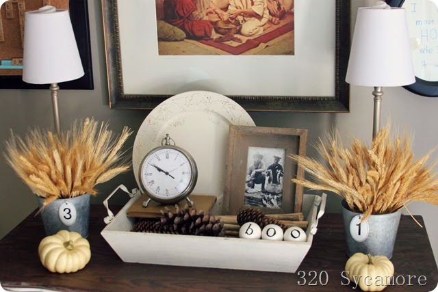 Her Fall Decorating Ideas My Friday Fave Pins 5 Meeganmakes Meeganmakes