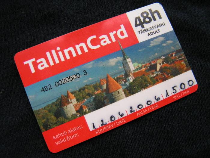 Таллинн Кард