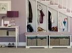 Entryway Storage Ideas With Storage Under Stai 4606, Cool Simple ...