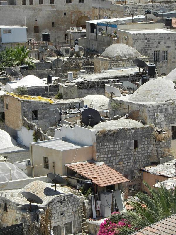 Крыши Иерусалима