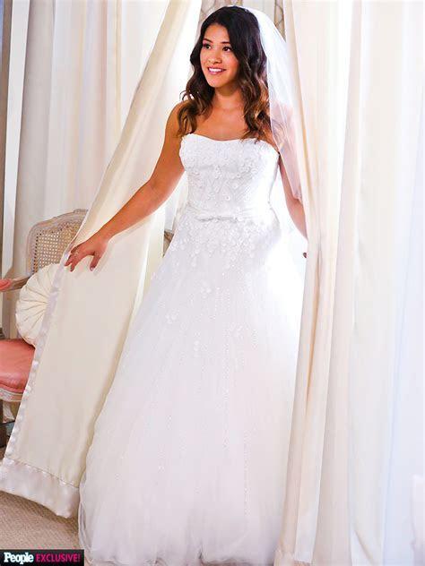 Jane the Virgin: Get a Sneak Peek of Jane's Wedding Dress