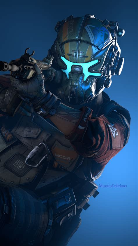wallpaper jack cooper titanfall  games