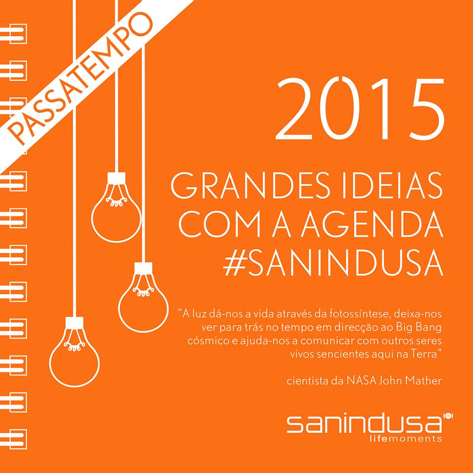 Passatempo da Agenda Sanindusa