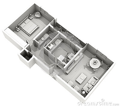 Apartment Interior Models