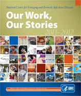 Cover page for Our Work Our Stories