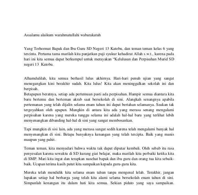 Contoh Biantara Sunda Terbaru Derotoh