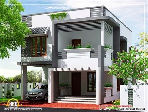 beautiful  storey house  small house designs