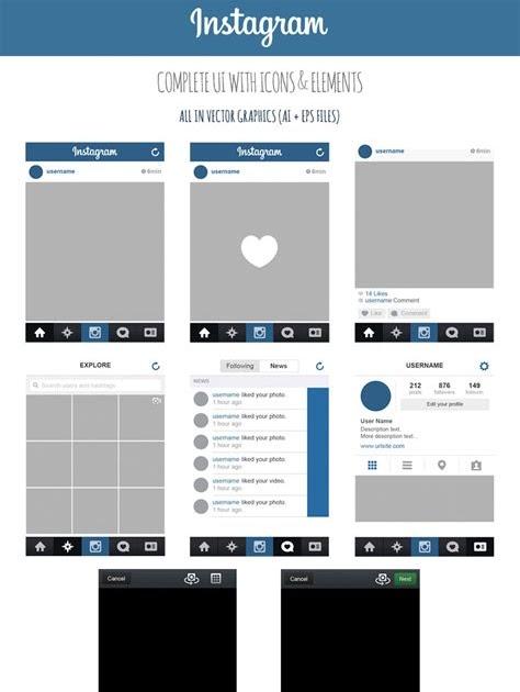 Instant Download Facebook Photo Frame Prop