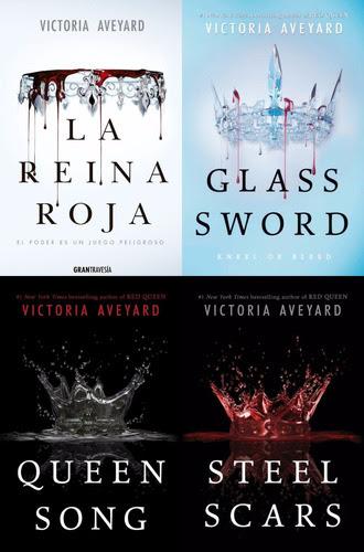 Resultado de imagen de la espada de cristal victoria aveyard