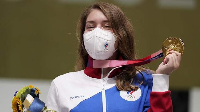 Знак мастерства: сколько медалей успели завоевать россияне за два дня Олимпиады