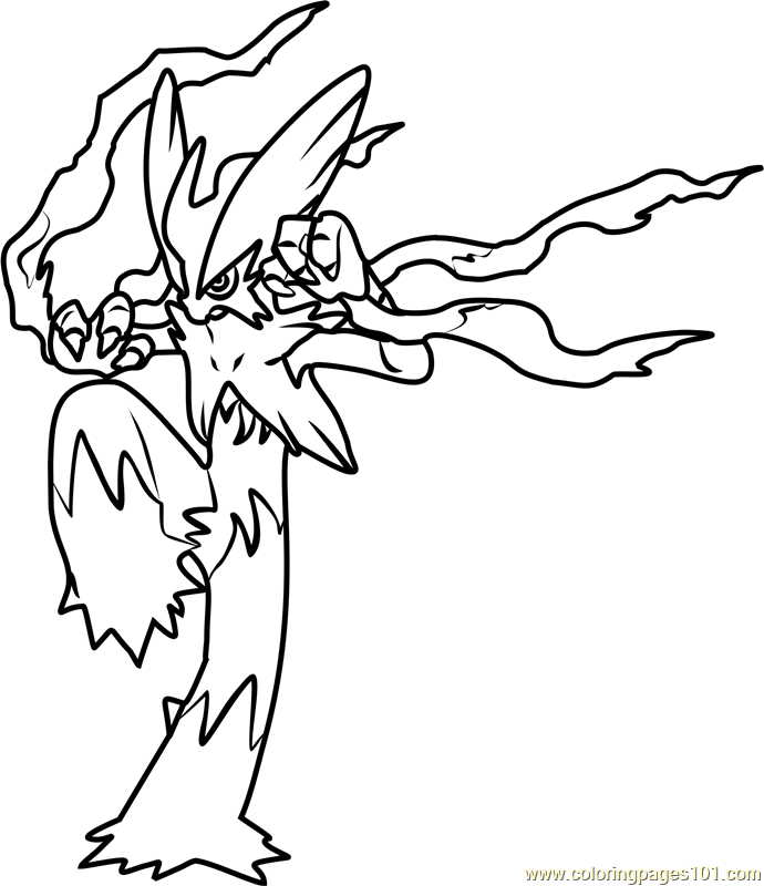 Pokemon Mega Evolution Coloring Pages At Getdrawingscom Free For