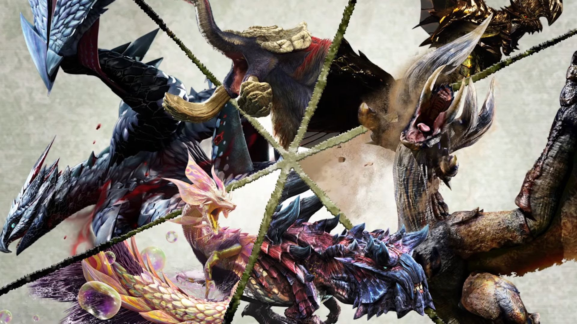 It looks like we won't be getting Monster Hunter XX screenshot