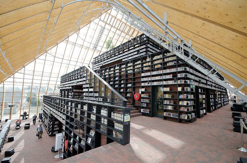 Кућа као планина књига