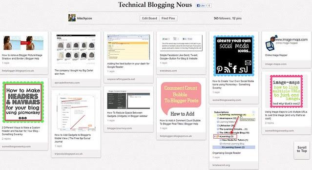 Technical Blogging Nous