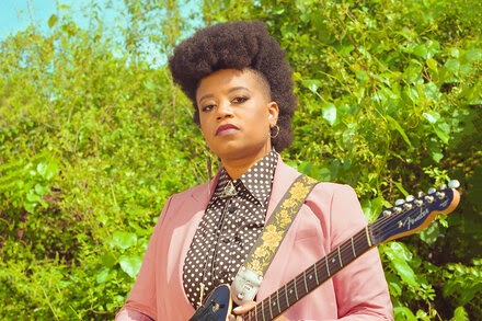 Amythyst Kiah Found Her Powerful Voice. Now She Has a Sound to Match It.