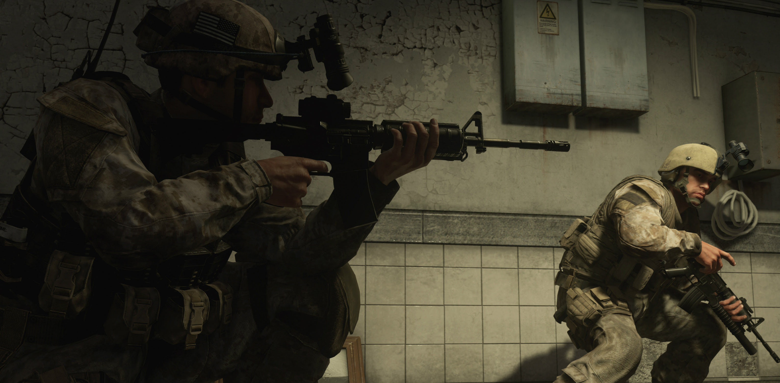 A standalone Call of Duty: Modern Warfare Remastered could be released right after E3 screenshot