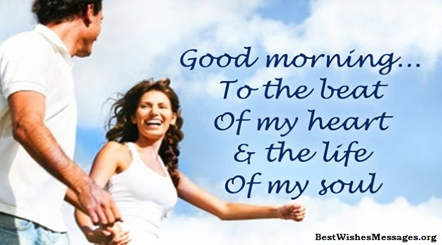 100 Best Good Morning Text Messages Quotes For Wife Her