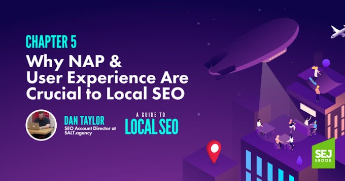 Why NAP & User Experience Are Crucial to Local SEO by @TaylorDanRW