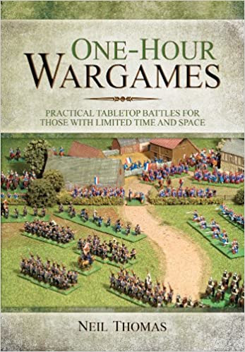 Neil Thomas inspired wargames