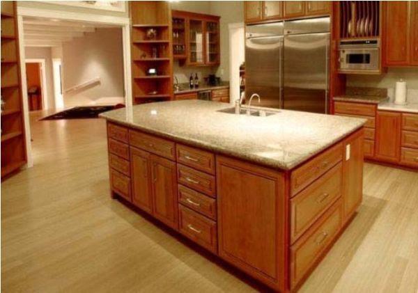 Bamboo Kitchen Flooring_1