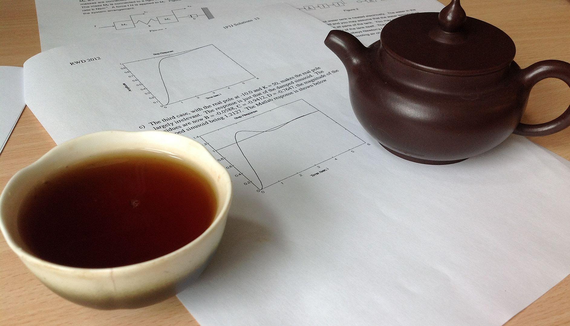 Singaporean Tea