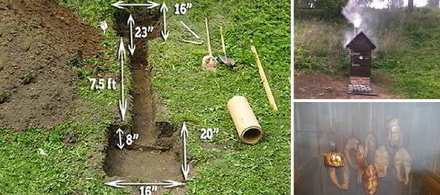 How To Build A Smokehouse In Your Backyard With Pictures Ask A