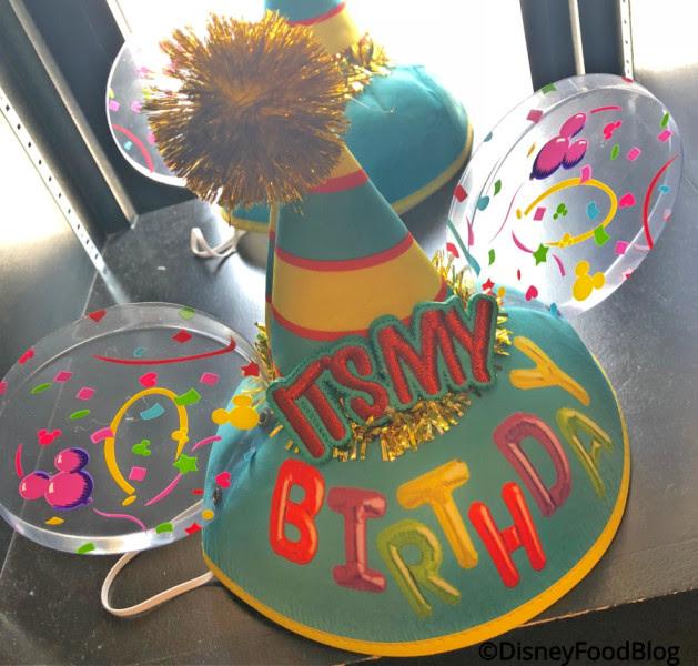 Birthday Mickey Ears